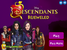 Bejeweled Descendants