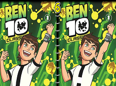 Ben 10 Alien Force Differences