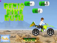 Ben 10 Bike Rush