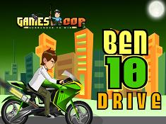 Ben 10 Drive