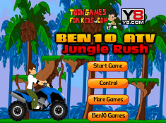 Ben 10 Jungle Rush