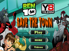 Ben 10 Save the Town