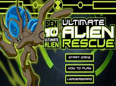 Ben 10 Ultimate Alien Rescue