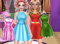 BFF Glitter Outfits