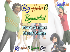 Big Hero 6 Bejeweled
