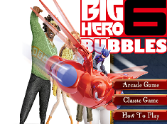 Big Hero 6 Bubbles