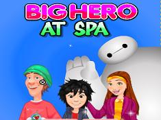 Big Hero At Spa