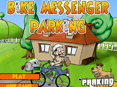 Bike Messenger Parking