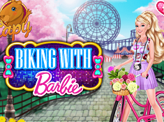 Biking With Barbie