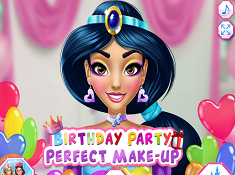 Birthday Party Perfect Make Up