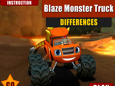 Blaze Monster Truck Differences 2