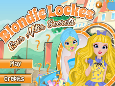 Blondie Lockes Ever After High Secrets