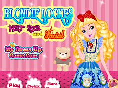 Blondie Lockes Hair Spa and Facial