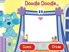 Blues Clues Doodle Doodle