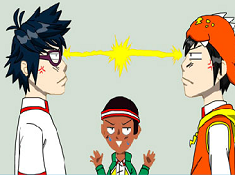 Boboiboy and Fang