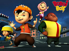 BoBoiBoy Street Fight