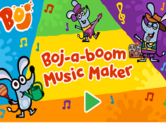 Boj-a-boom Music Maker