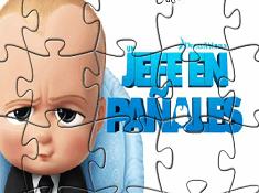 Boss Baby Jigsaw