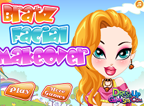 Bratz Facial Makeover