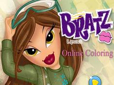 Bratz Online Coloring