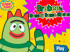 Brobee Dancey Dance Moves