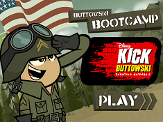 Buttowski Bootcamp
