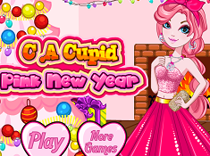 C.A. Cupid Pink New Year