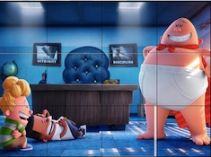 Captain Underpants Puzzle 2