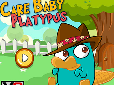 Care Baby Platypus