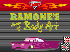 Cars Ramones House of Body Art