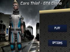 Cars Thief GTA Clone