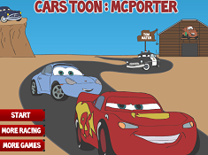 Cartoon McPorter