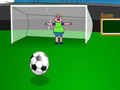 Clarence Goalkeeper