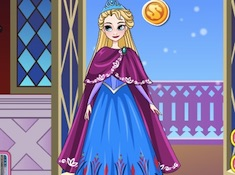 Classic Fashion Elsa