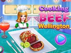 Cooking Beef Wellington