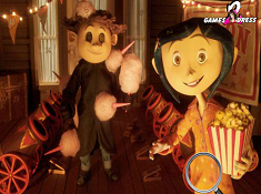 Coraline Hidden Numbers