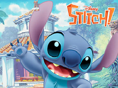 Cute Stitch Puzzle