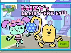 Daizys Kickity Kick Ball