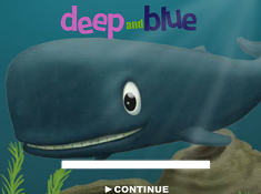 Deep and Blue