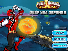 Deep Sea Defense