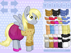 Derpy Dress Up