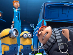 Despicable Me 2 Hidden Numbers