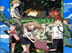 Digimon Adventure Tri Puzzle