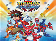 Digimon Fusion Puzzle Games