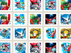 Digimon Universe Memory