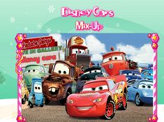 Disney Cars Mix Up