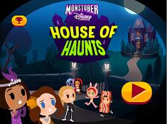 Disney House of Haunts