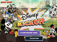 Disney Kickoff