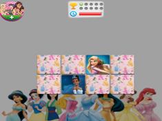Disney Princesses Deluxe Memory