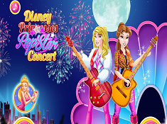Disney Princesses Pop Star Concert